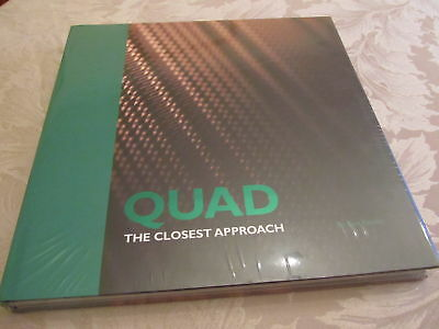 QUAD Closest Approach Ken Kessler ISBN 0954574206 HB publisher sealed hardback