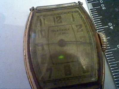 Vintage Long Square Case New Haven 7 Jewel Watch 4U2Fix