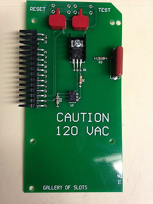 BALLY SLOT MACHINE - E1000 - HOPPER CONTROL BOARD