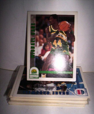Superbe Lot 30 Cartes Basket Nba Hoops 1992 - Skybox