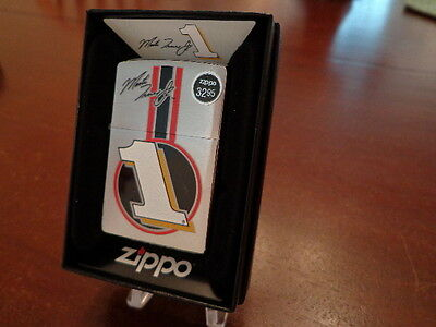 Martin Truex Jr #1 Nascar Zippo Lighter Mint In Box