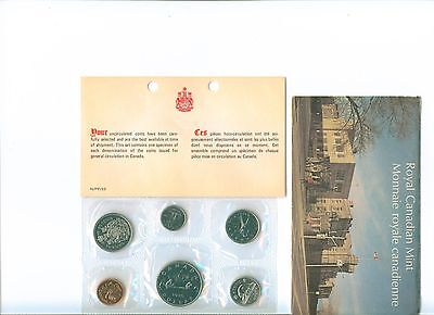 1976 CANADA Proof Like Set  Uncirculated with COA and envelope as issued PL