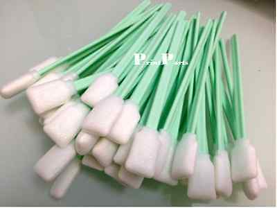 Cleaning Foam Swabs 200pcs for Solvent Printers Roland, Mimaki, Mutoh