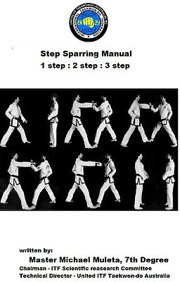ITF Step Sparring Syllabus : 1,2,3 Step