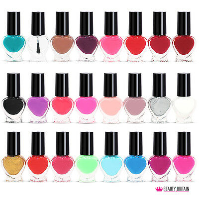 24 x NAIL POLISH VARNISH SET 24 DIFFERENT COLOURS WHOLESALE THE BEST GIFT UK