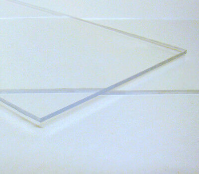 Clear 2mm Acrylic Glazing Replacement Broken Picture Photo Frame Perspex Glass