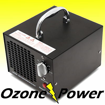 New Commercial OZONE GENERATOR Industrial Air Purifier MOLD MILDEW SMOKE odor O
