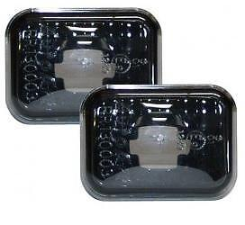 Rover MG-ZR 2001-2004 Crystal Black Side Repeaters 1 Pair