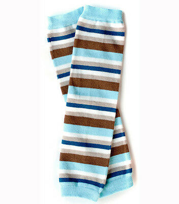 NEW Baby Toddler Boys Braxton Stripe Leg Warmers