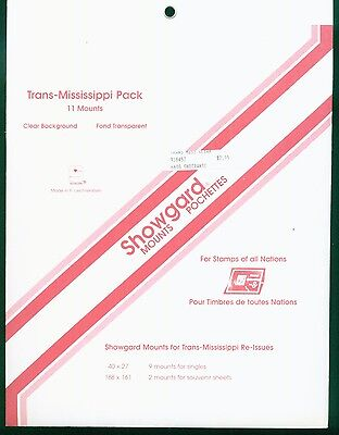 Showgard Trans-Miss  Pack Clear