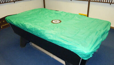 9ft POOL/SNOOKER TABLES COVER FITS ALL TABLES +  8ft /7ft / 6ft WITH OVERHANG
