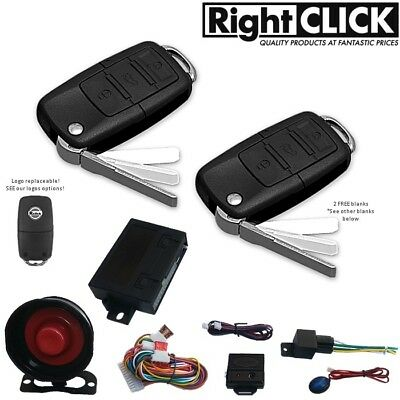 Car Alarm Remote Central Lock Immobiliser AL669HC