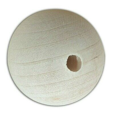 Set 10x30mm Natural Wooden Beads. Very good quality