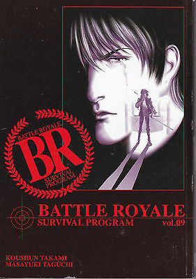 BATTLE ROYALE vol. 9  I° edizione PlayPress