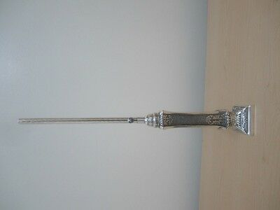 Brand new Sterling silver Shabbas candle-lighter with lightener