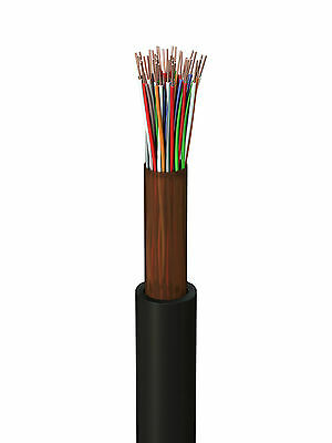 CW1128 5pair External BT Telephone Cable Pure Copper 30, 50, 100, 200 & 500m New