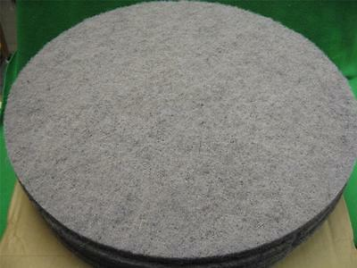 "5 Porko Power-Flite Pads 20"" Floor Machine Scrubber Polishing Burnishing Pad"