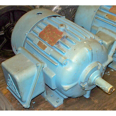 Delco 3 HP Electric Motor 2G2104