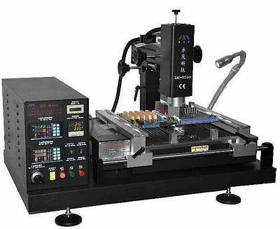 Zhuomao ZM R590 3 Zone BGA Rework Station Reflow Reball Honton Upgrade