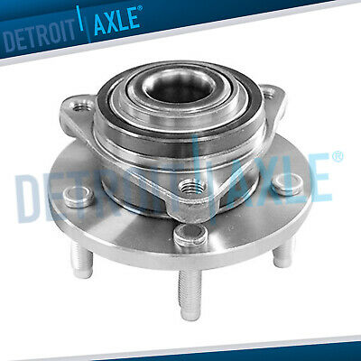 Detroit Axle Wheel Hub Bearing Assembly (Fits Front Left or Right Side) - No ABS