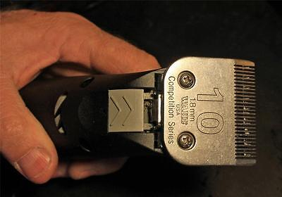 Clipper Blade Sharpening Wahl Andis Oster and others Dog Horse