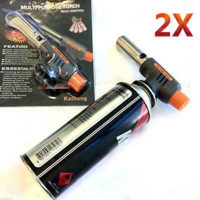 Multifunction Gas Torch Butane Burner Safe And Convenient