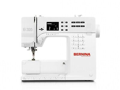 Bernina B330 Domestic Sewing Machine + Free Extension Table! (7 Year Warranty)