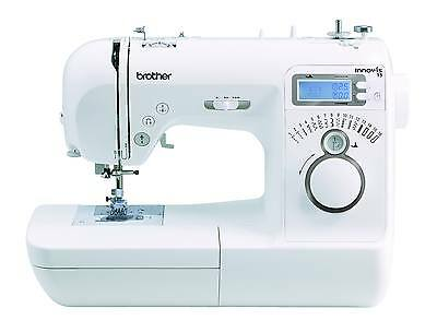 Brother Innov-is NV 15 Computerised Sewing Machine (3 Year Warranty)