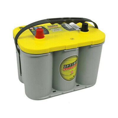 Batterie Optima yellow top YTS 4.2 12v 55ah pour camping car