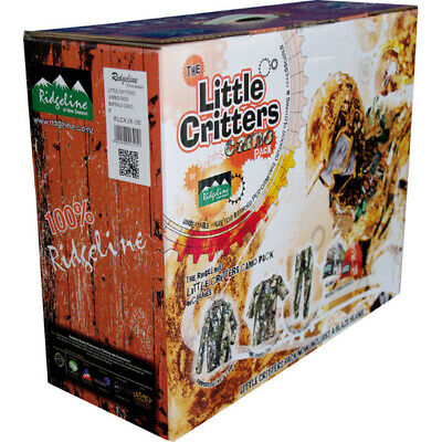 Ridgeline Little Critters 5pc Camo Hunting Clothing Value Pack