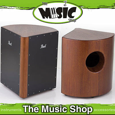 New Pearl Wedge Tri Side Cajon Drum - PCJ-3000B