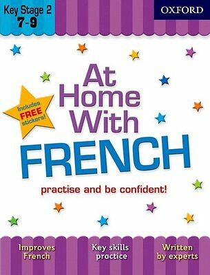 At Home with French (7-9); Teachers Workbook, Paperback - 9780192734242
