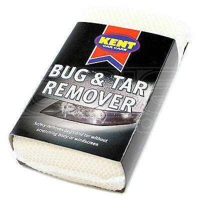 Kent Car Care - Bug And Tar Remover Pad
