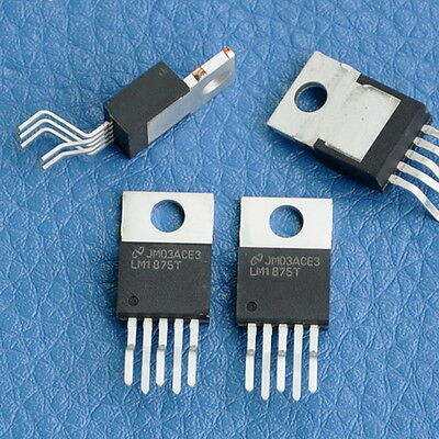 2x LM1875 Audio 20 Watts Power Amplifier IC, LM1875T,