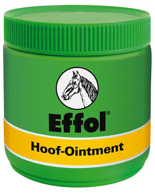 Effol Hoof Ointment Black - 500ml Horse/Pony Care