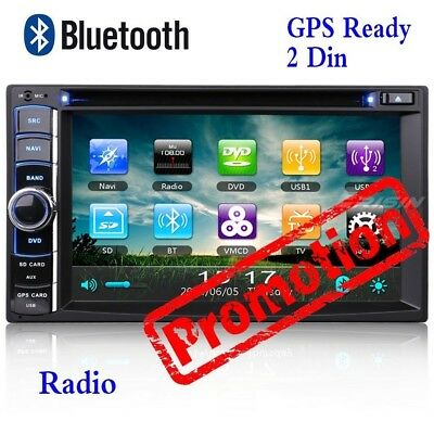 "Italia sconto Autoradio 6.2"" 2Din DVD CD Player LCD Monitor 3G GPS Stereo 890IT"