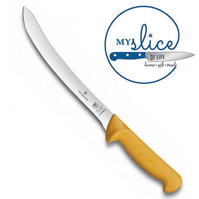 "Swibo 8""/20cm Flexible Fish Filleting Knife 5.8452.20 - Non-Corrosive Stainless"