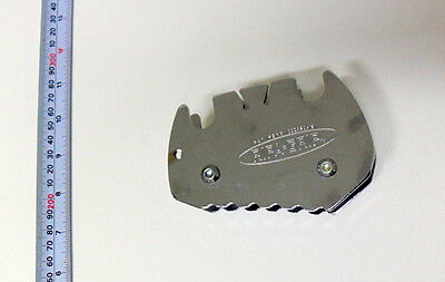 Ripa-Grip Extra Grip Insert For Medium All Jaw Clamp  -   Made In Aus