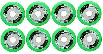 Labeda Shooter Roller Inline Hockey Wheels 80mm/78A - 8 pack
