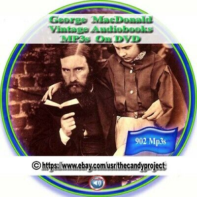 George MacDonald Audio Books At the Back of the North Wind The Vicar's Daughter