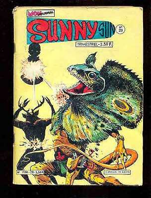 Sunny Sun 29 1980 Mosquito Brigade OVNI Supercrack (= Dan Dare) Mon Journal