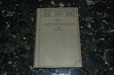 The Lady Of The Lake By Sir Walter Scott: Standard English Classic 1921