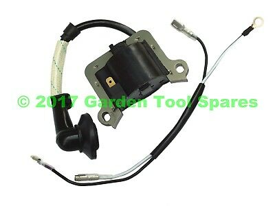 Gts Ignition Coil To Fit Various Chainsaw Strimmer Brush Cutter Lawnmower New