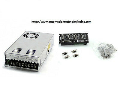 Gecko G540 Controller current version with 48V/7.3A power supply