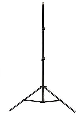 Diva Ring Light 6' Light Stand for Nova, Super Nova, and Nebula - Black