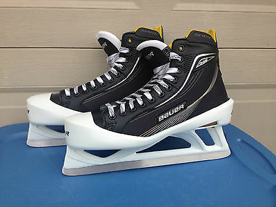 Bauer Supreme One60 Goalie Skates Senior 12 D
