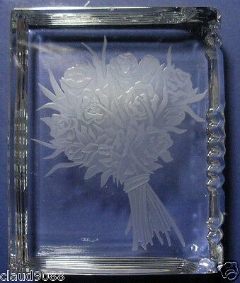 "Stuart Crystal  ""memento  Making The Moment Last"" ""mother ""6638238  Mint In Box"