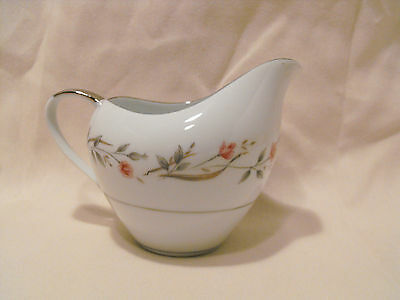Empress China Japan   Creamer  Rambling Rose No. 1213