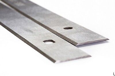 1 Pair Metabo HSS Double Edged Disposable Planer Blades S700S3