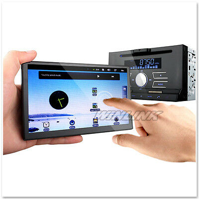 Car Stereo DVD CD Multimedia Touch Screen Android 4.0 car pad pc